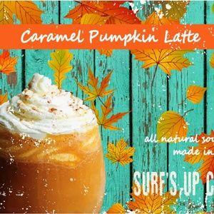 Other - Paint Can Candle- Caramel Pumpkin Latte